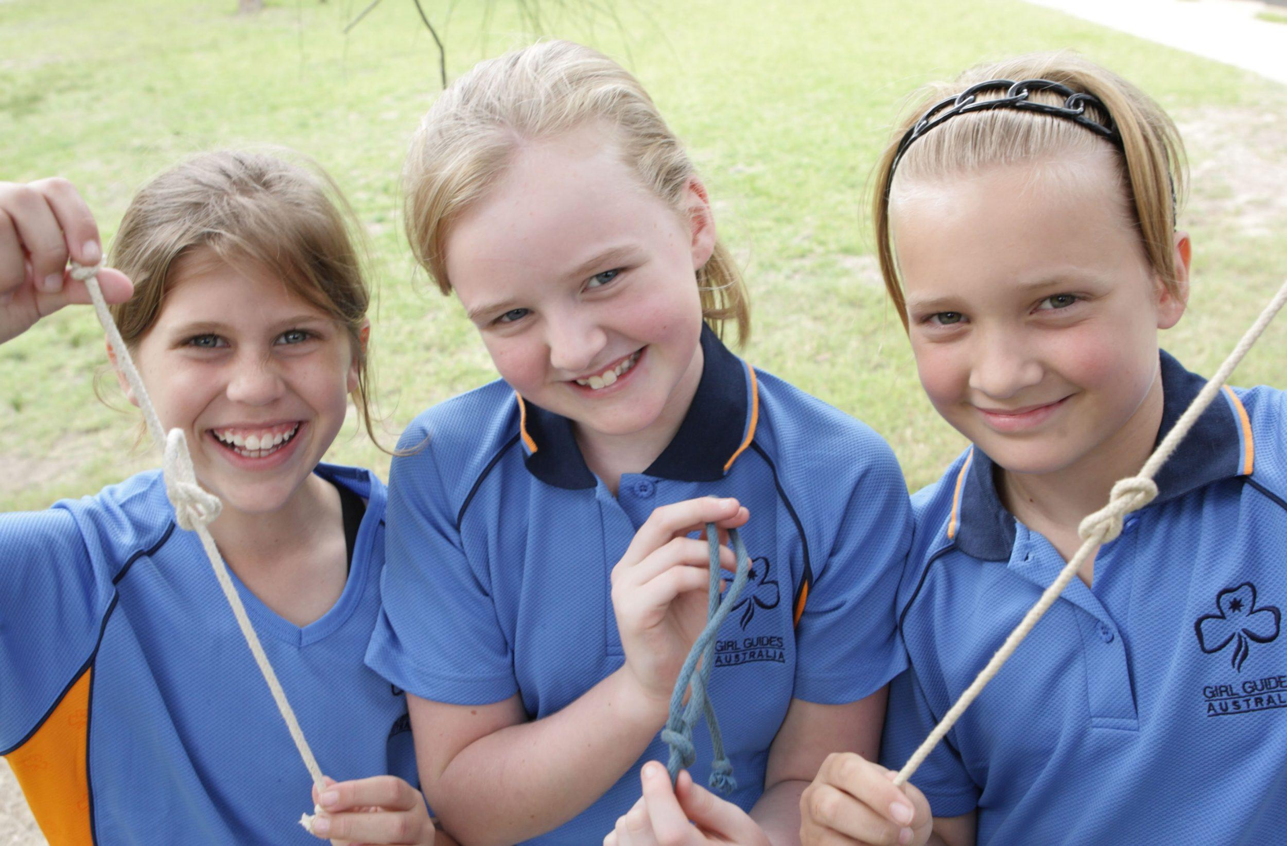 Guide Lines – For Girl Guides and Girl Guide Volunteers