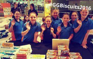 Broken Hill Girl Guides