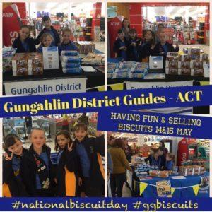 Gunghalin Girl Guides